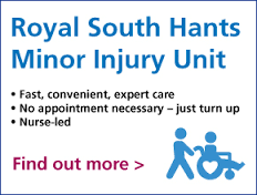 Southampton Minor Injury Unit